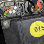 Pin 1 an der Webasto