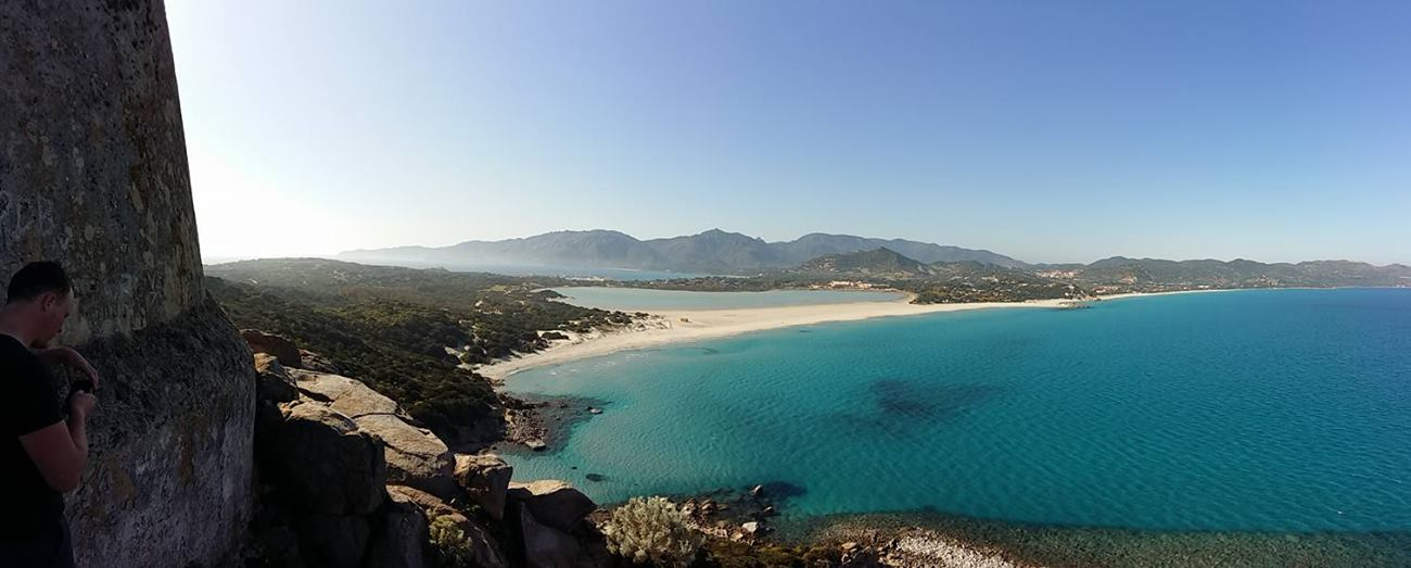 Strand von Giunco