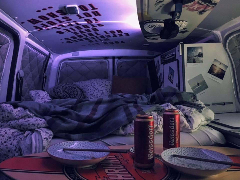 johnny vom transporter zum surf allrounder travel smarter. Black Bedroom Furniture Sets. Home Design Ideas